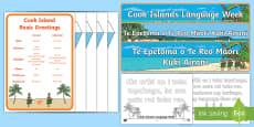 Cook Islands Language Week Resource Pack