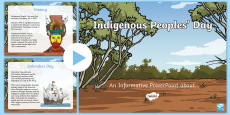 Indigenous Peoples Day PowerPoint