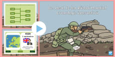 Al II-le Război Mondial PowerPoint