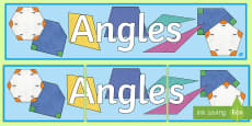Angles Display Banner