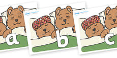 Phoneme Set on Mummy & Daddy Bear