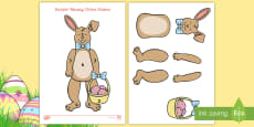 Easter Bunny Drive Game