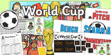 Football World Cup Role Play Pack