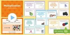 KS2 Multiplication Word Problems Resource Pack