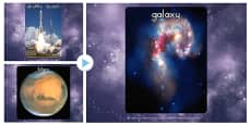 Space Display Photo PowerPoint (Australia)