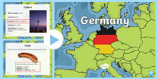 Germany Information PowerPoint