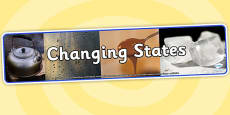 Changing States Photo Display Banner