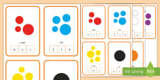 * NEW * Colours Peg Activity Game French