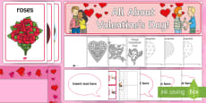 Valentine's Day Discover and Learn Display Pack