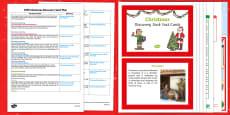 EYFS Christmas Discovery Sack Plan and Resource Pack