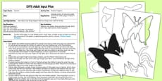 Shadow Puppets EYFS Adult Input Plan and Rresource Pack