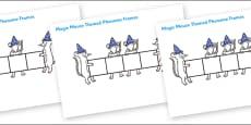 Magic Mice Phoneme Frames
