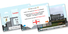 London Information PowerPoint