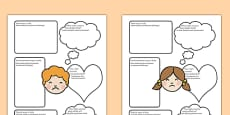 Bullying Activity Sheets Polish Translation