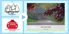 Winter Information PowerPoint Arabic Translation