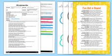 EYFS I've Got a Sound Rhyme Adult Input Plan and Resource Pack