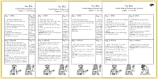 Australia - Guided Reading Pack to Support Teaching on The BFG