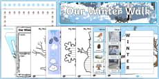 KS1 Winter Walk Resource Pack