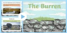 * NEW * The Burren PowerPoint