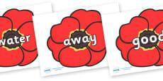 Next 200 Common Words on Poppies