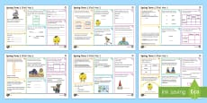 Year 3 Spring Term 1 SPaG Activity Mats