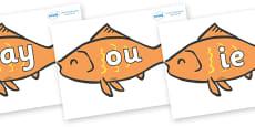Phase 5 Phonemes on Goldfish