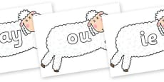 Phase 5 Phonemes on Hullabaloo Sheep to Support Teaching on Farmyard Hullabaloo
