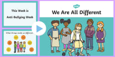 Anti-Bullying KS1 Assembly PowerPoint