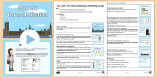 KS1 General Election 2017 Assembly Script and PowerPoint Pack