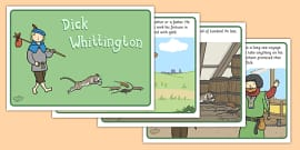 Dick Whittington Story