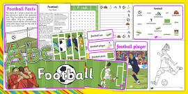 Rio 2016 Olympics Football Resource Pack