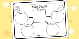 Story Map F Activity Sheet