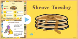 Shrove Tuesday PowerPoint