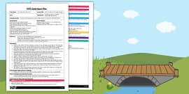 Who Can Build the Strongest Bridge? EYFS Adult Input Plan and Resource Pack