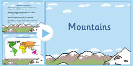 Mountains PowerPoint