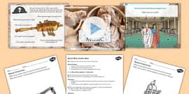 Roman Music Lesson Teaching Pack