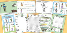 Dick Whittington Resource Pack