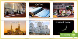Ramadan Display Photos