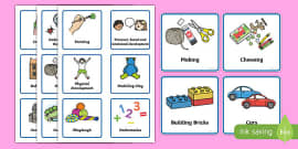 Nursery / Foundation Stage 1 Visual Timetable