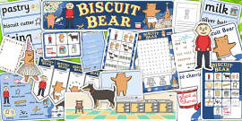 Resource Pack to Support Teaching on Biscuit Bear