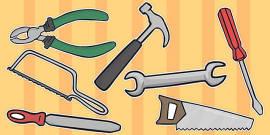 Editable A4 Tools