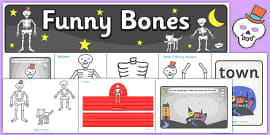 Childminder Resource Pack to Support Teaching on Funnybones