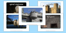 Castle Photo Pack