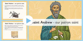 All About St Andrew PowerPoint