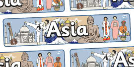 Asia Display Banner
