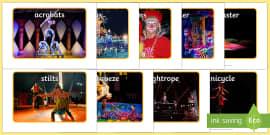 Circus Display Photos