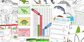 Australia - Dinosaur Lapbook Creation Pack