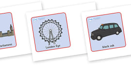 London Square Cards