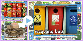 Recycling Photo PowerPoint