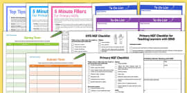 NQT Teaching File Resource Pack